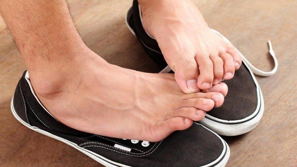 Tratamentul rapid și eficient pentru ciuperca piciorului există