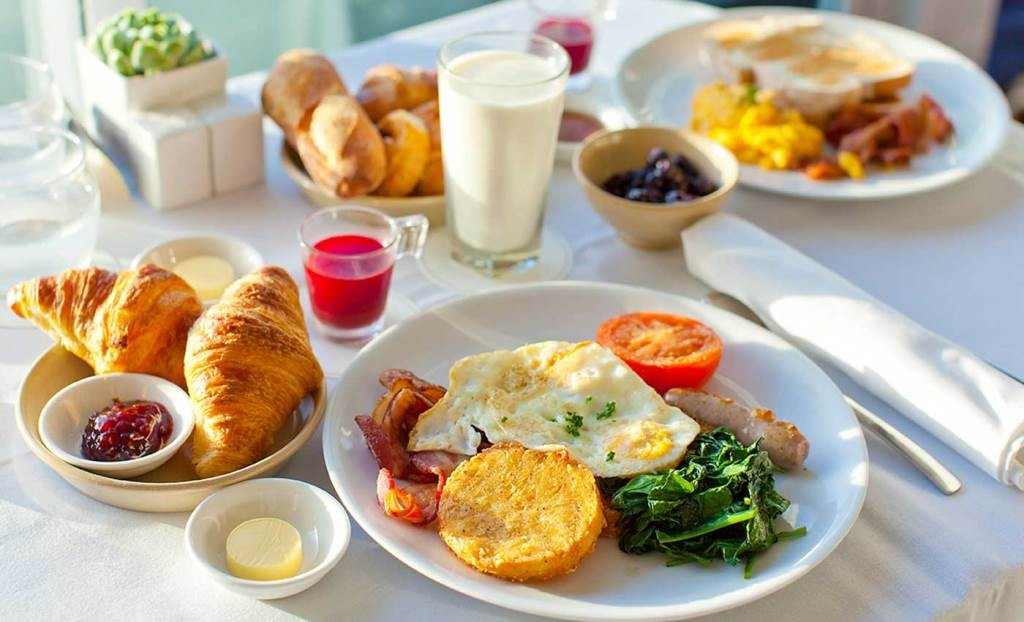 Ce avem noi la micul dejun?