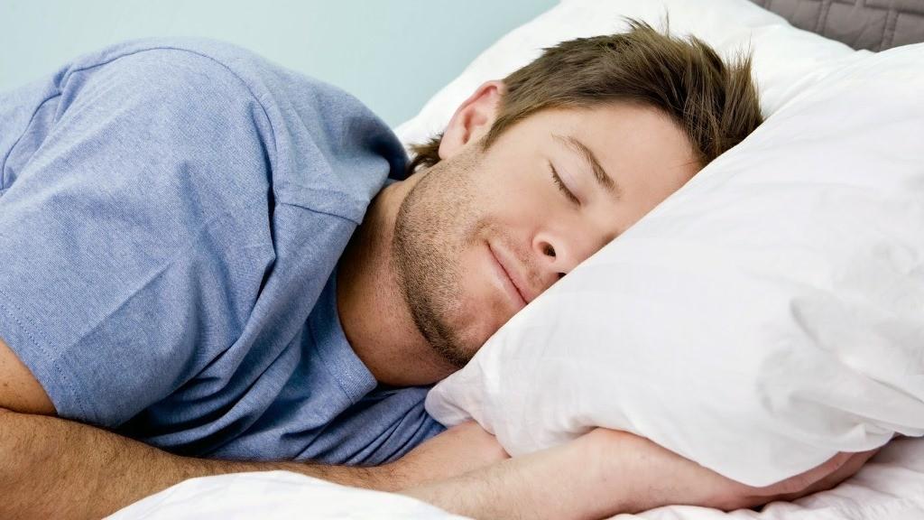 Un somn de calitate cheia sănătății bărbaților