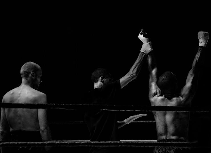 Trebuie să înveți de la luptători motivația