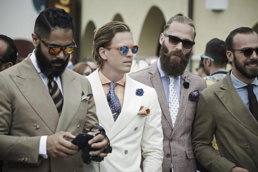 FII un bărbat fierbinte: Stilul italiande îmbrăcăminte